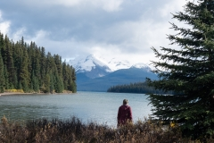 Valley of Five Lakes, Jasper National Park