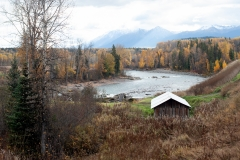Down by the river in Smithers